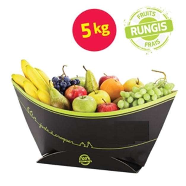 Corbeille de Fruits Happy 5 Kg