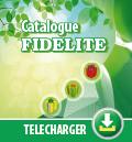 Brochure catalogue fidélité