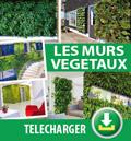 Brochure les murs végétaux