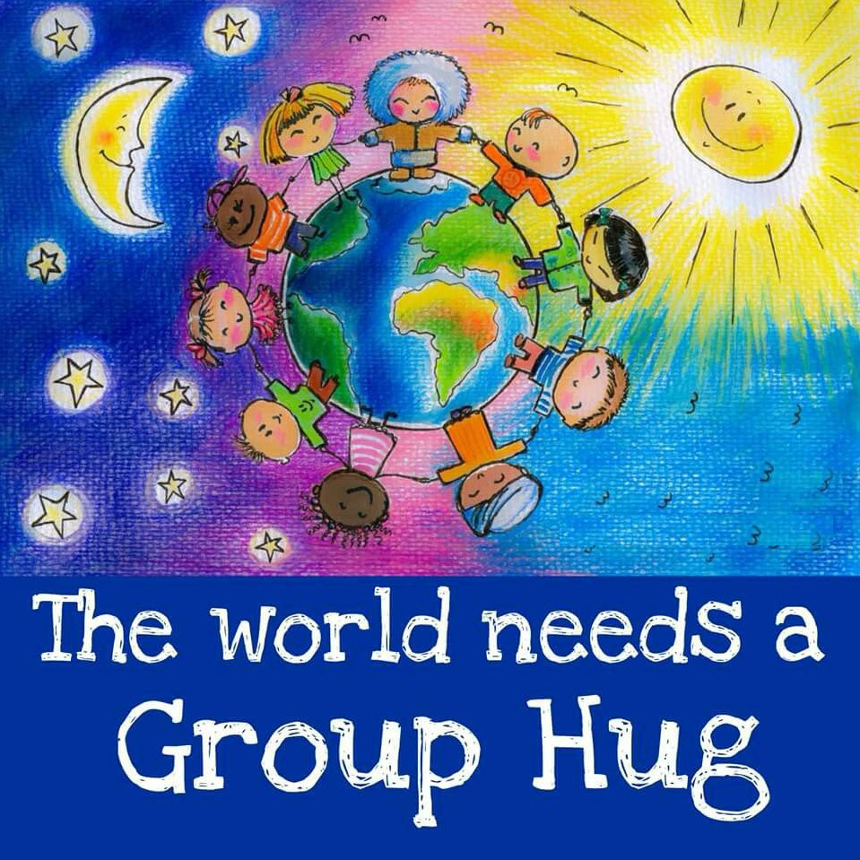 Le mouvement câlin gratuit, Free Hugs