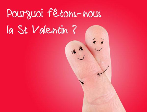 Les origines de la Saint Valentin
