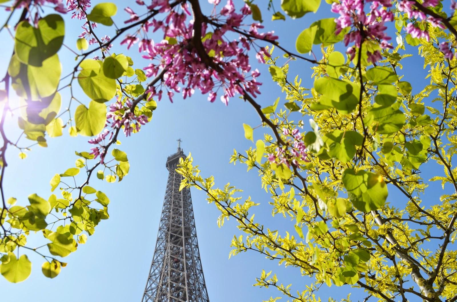 A l'occasion d'une bonne journée ensoleillée, pourquoi ne pas se promener dans les jardins de la capitale ?