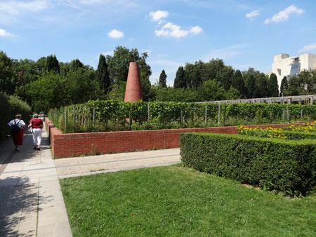 Les vignes du Parc de Bercy