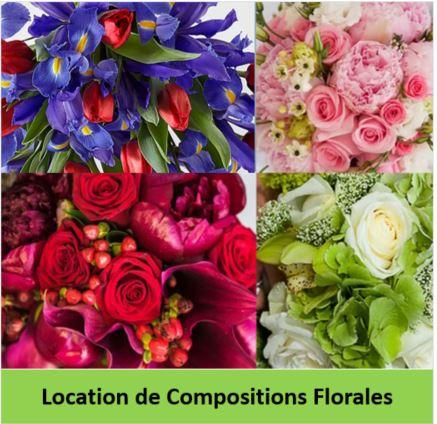 Compositions florales gestivert