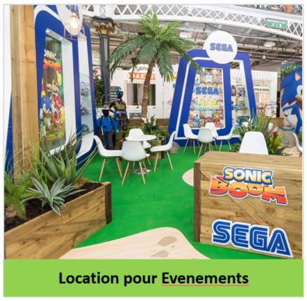 location de plantes pour evenements